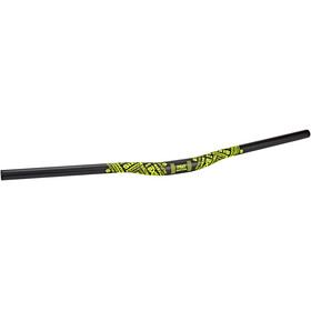 Sixpack Leader 750 Lenker Ø 31,8mm black/neon-yellow